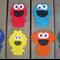 Sesame Street Finger Puppet Set