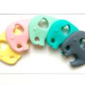 Silicone Elephant Teether / Teething Toy