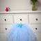 Blue tutu skirt (4-6 years)