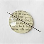 Magnetic Needle Keeper Minder Literature Jane Austen Jane Eyre