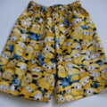 "Size 4  and 5 - ""Minion"" Shorts"