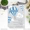 Printable Up Up and Away Boy Baby Shower Invitation Hot Air Balloon Invitation