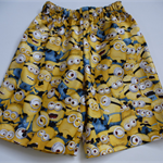 "Sizes 3, 4 and 5 ""Minions""