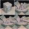 EC28 Snowman box explosion card