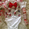 Baby Boy First Christmas Bodysuit/Onesie/Outfit. Vest, bow tie. Xmas, gift.