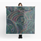 Ladies Multi-Use Scarf, Wrap or Sarong (Psychedelic I)