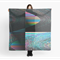 Ladies Multi-Use Scarf, Wrap or Sarong (Psychedelic II)