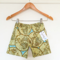 Boys Shorts - World traveller size 2