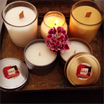 Soy Candle Tins and Jars