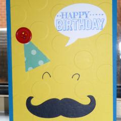 Kids Birthday Handmade Card
