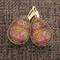 Gypsy ~Teardrop Lever Back Earrings