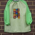 Art smock age 9 - 12 years (upper primary school) Ninja Turtles
