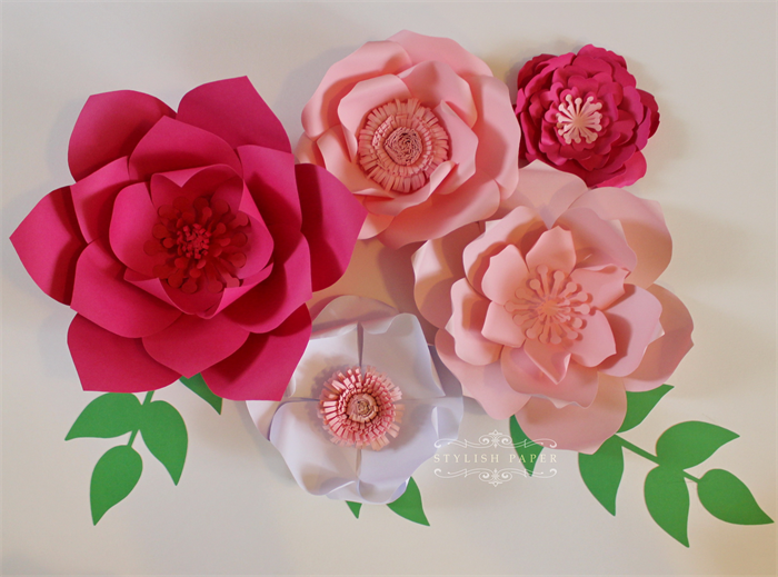 Paper flower centerpiece paper flower wall large paper flowers paper flower centerpiece paper flower wall large paper flowers mightylinksfo Images