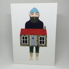 'Fisherman homebody'