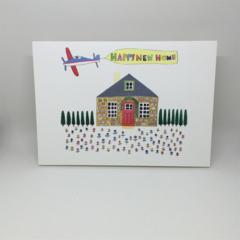 'Happy new home'