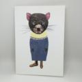 'Tasmanian devil'