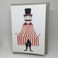 'Circus homebody'