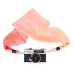 Camera Strap Silk Scarf – bloom, accessories, DSLR, floral, photography