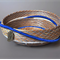 PERSONALISED Handwoven Pine Needle Spiritual Healing Basket  (MedLrg-Sculptural)
