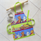 Kids Apron Cats 'n' Kittens - lined kitchen/craft/play/art apron - crazy cats
