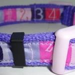 20mm Purple Numbers