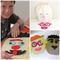 Funny Felt Faces Preschooler Game