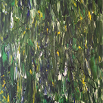 "Original Artwork ""Rain Forrest"""