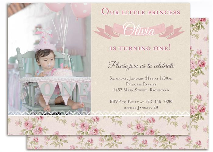 Girls shabby chic birthday invitation printable invite pink lace girls shabby chic birthday invitation printable invite pink lace 02 filmwisefo Images