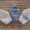 *Special * 3 Prem beanies in Blue, Multi colour, White: machine washable