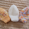 *Special * 3 Prem beanies in Peach, Peach/multi colour, White: machine washable