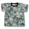 SIZE 6 Handmade Jeep Print T-Shirt