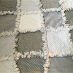 Rag Quilt or Play Mat