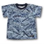 Handmade Planes Print T-Shirt