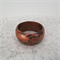 Hand Painted Bangle - Black and Copper