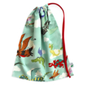 LAST ONE! Dragon Library Bag / Toy Bag for School or Kindy. Great Unisex Design!