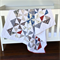 Baby Quilt - Cot Quilt - Crib Quilt - Toddler Bed Quilt