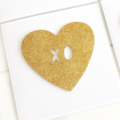 XO Hugs & Kisses  Love card | Heart | Anniversary Valentine's Day Wife Husband
