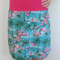 Flamingoes ladies skirt with stretch waistband
