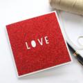 Love card   Anniversary Wedding Valentine's Day Engagement Wife Husband