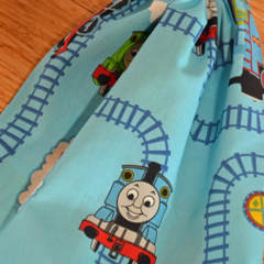 Small Thomas The Tank Engine Draw String Bag for Kids