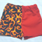 Red hot shorts . Berry Coot creations  Ready to go☺