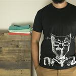 Men's T-shirt Masked Man
