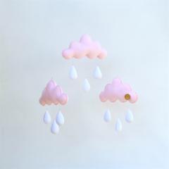 """Cloud trio mobile """"Milk"""""""