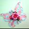 Appliqued Butterfly Fairy Flower Wings ...