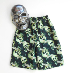 "Sizes 7 and  8 - ""The Punisher"" Shorts"