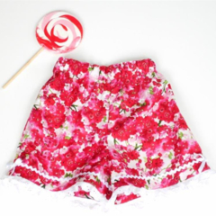 "Size 4 - ""Cherry Blossom"" Shorts"