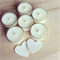 6 pack Tealight Candles - Soy wax