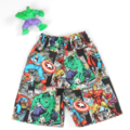 "Sizes  7  ""Super Heroes"" Shorts"