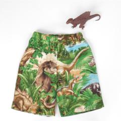 "Size 4  - ""Jurassic Park"" shorts"