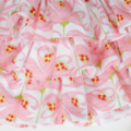 "Size 2 - Party ""Pink Lillies"" Flutter Skirt"